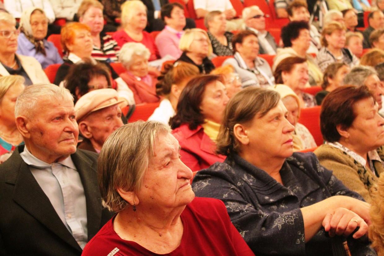 На день пожилых людей конкурсы для бабушек на